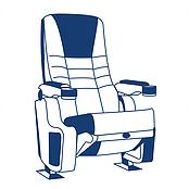 Кресла для кинотеатров