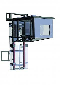 ARTTECH CINEMA Проекционный лифт-бокс для СP2208/2215/Solaria One