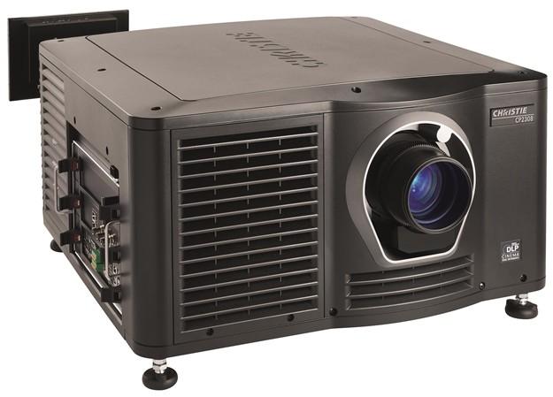 Пресс-релиз проектора Christie CP2308
