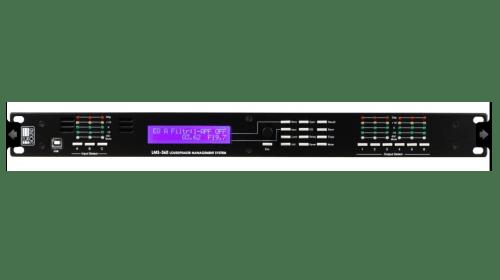 EuroSound LMS-36E — цифровой контроллер