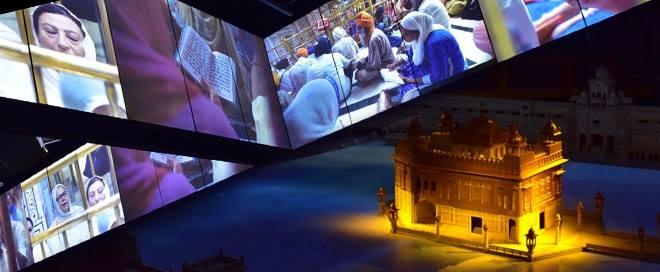 Партнеры Christie раскрывают культурное значение Золотого храма в Амритсаре
