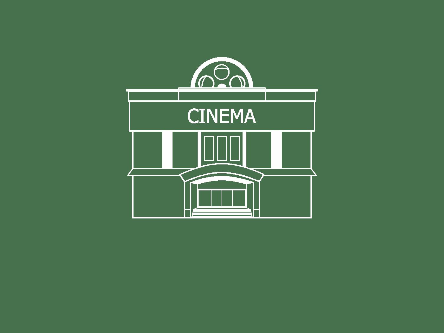 665 кинотеатров