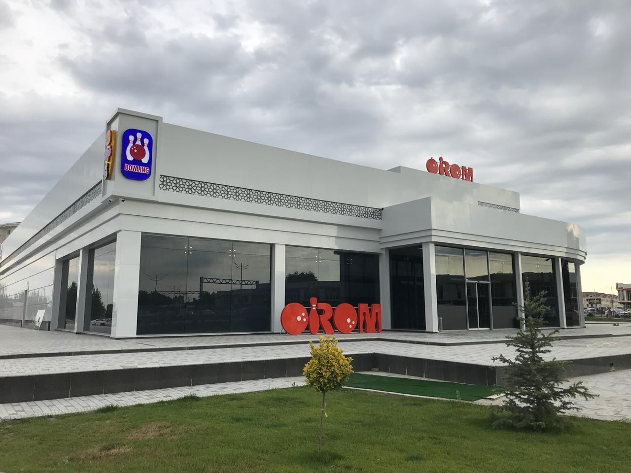 Компанией Asia Cinema был инсталлирован первый кинотеатр, который был реализован по проекту, утверждённому Президентом Республики Узбекистан.