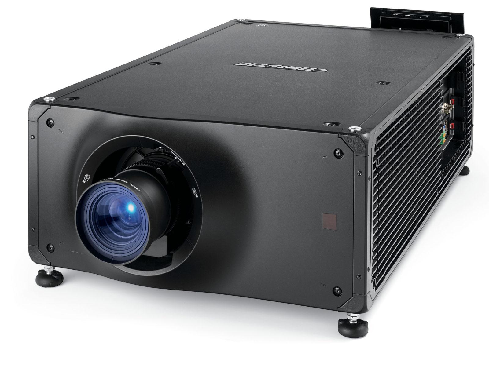 Christie представляет новый RGB RealLaser проектор  для небольших кинозалов.