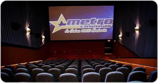 Metrocinemas оснащает первый pure laser мультиплекс  Центральной Америки проекторами Christie