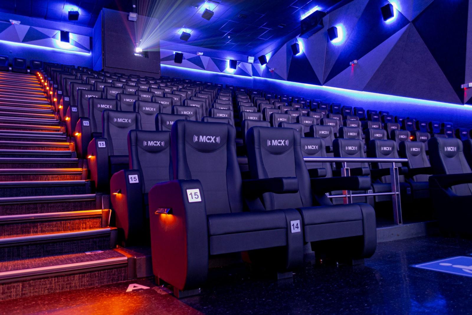 Первый 4K RGB pure laser кинотеатр в Эквадоре