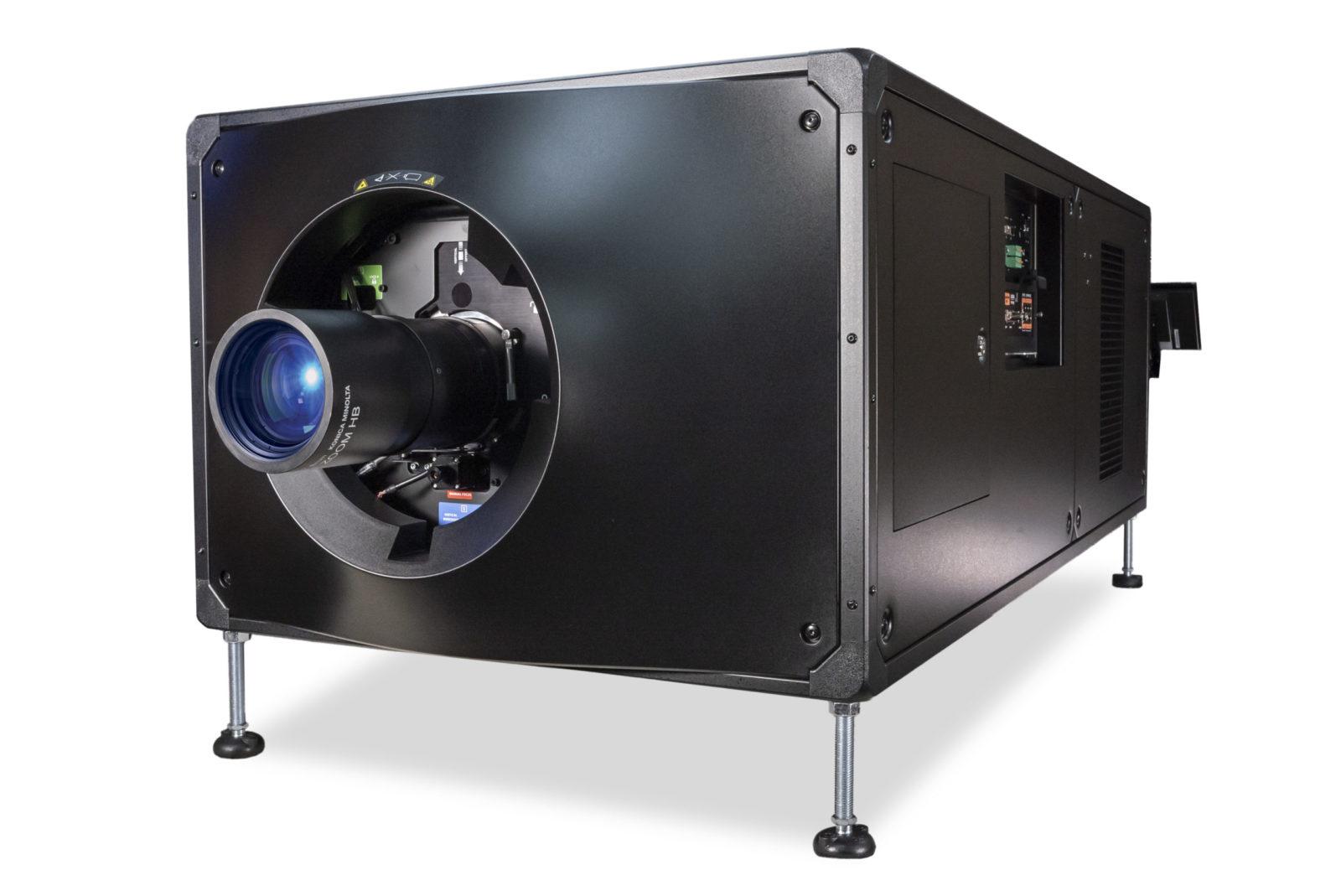 CP4450-RGB – самый яркий на рынке RGB pure laser проектор с прямым подключением